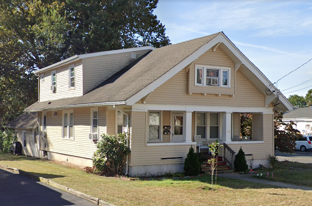 Gustav Barfuss home 448 Bound Brook Rd Middlesex NJ--Aladdin Franklin model built in 1919