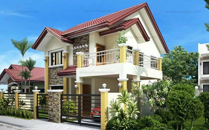 HOUSE DESIGN 1       FIRST FLOOR PLAN   SECOND FLOOR PLAN Looking For House Plans? Here's Some Free Simple Two-Storey House Plans With Cost To Build  Specifications: Beds: 4 Baths: 3 Floor Area: 213 sq.m. Lot Area: 208 sq.m. Garage: 1  ESTIMATED COST RANGE Rough Finished Budget: 2,496,000–2,912,000 Semi Finished Budget: 3,328,000–3,744,000 Conservatively Finished Budget: 4,160,000–4,576,000 Elegantly Finished Budget: 4,992,000–5,824,000  HOUSE DESIGN 2       FIRST FLOOR PLAN   SECOND FLOOR PLAN   Specifications: Beds: 4 Baths: 3 Floor Area: 213 sq.m. Lot Area: 208 sq.m. Garage: 2  ESTIMATED COST RANGE Rough Finished Budget: 2,496,000 – 2,912,000 Semi Finished Budget: 3,328,000 – 3,744,000 Conservatively Finished Budget: 4,160,000 – 4,576,000 Elegantly Finished Budget: 4,992,000 – 5,824,000   HOUSE DESIGN 3     FIRST FLOOR PLAN   SECOND FLOOR PLAN   Specification Beds: 5  Baths: 5  Floor Area: 308 sq.m.  Lot Area: 297 sq.m.  Garage: 1  ESTIMATED COST RANGE Rough Finished Budget: 3,696,000 – 4,312,000 Semi Finished Budget: 4,928,000 – 5,544,000 Conservatively Finished Budget: 6,160,000 – 6,776,000 Elegantly Finished Budget: 7,392,000 – 8,624,000    HOUSE DESIGN 4     FIRST FLOOR PLAN   SECOND FLOOR PLAN   Specification Beds: 4  Baths: 2  Floor Area: 165 sq.m. Lot  Area: 150 sq.m.  Garage: 1  ESTIMATED COST RANGE Rough Finished Budget: 1,980,000 – 2,310,000 Semi Finished Budget: 2,640,000 – 2,970,000 Conservatively Finished Budget: 3,300,000 – 3,630,000 Elegantly Finished Budget: 3,960,000 – 4,620,000  HOUSE DSIGN 5         SOURCE: www.pinoyeplans.com