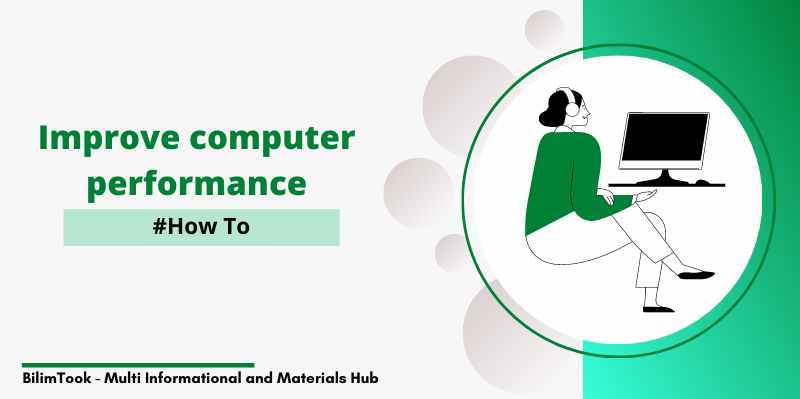 Best tips for how to improve computer performance