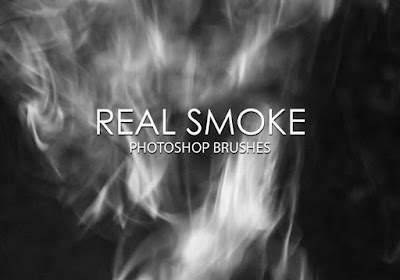 Photoshop Brushes | تحميل مجموعة من فرش الدخان  الحقيقي للفوتوشوب