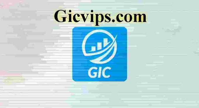 Terbaru !! Aplikasi GIC Penghasil Uang Gratis Mudah & Praktis, Bonus Daftar Rp.38.888, Apakah Aman ? Klik Disini Selengkapnya...
