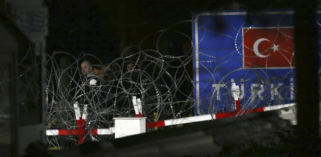 Οι Τούρκοι οδηγούν και «ποινικούς» στα σύνορα Ελλάδας - Τουρκίας