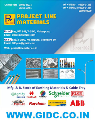 PROJECT LINE MATERIALS - 9825856165