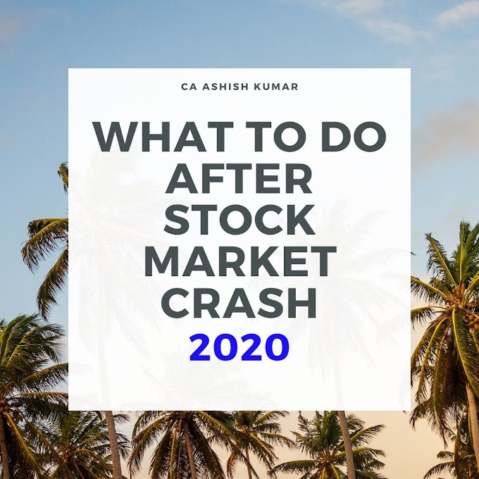 What To Do After Stock Market Crash 2020