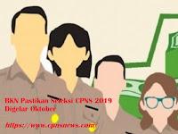 Ini Bocoran Jadwal Pendaftaran CPNS dan PPPK dari BKN, Tes Dipastikan Oktober 2019