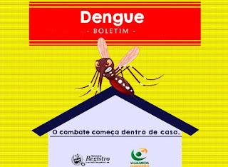 Queda de temperatura não diminui preocupação com a Dengue em Registro-SP