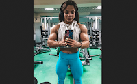 Popular Myths Unveiled For the Woman Bodybuilder : Weight training increases your chest size 6