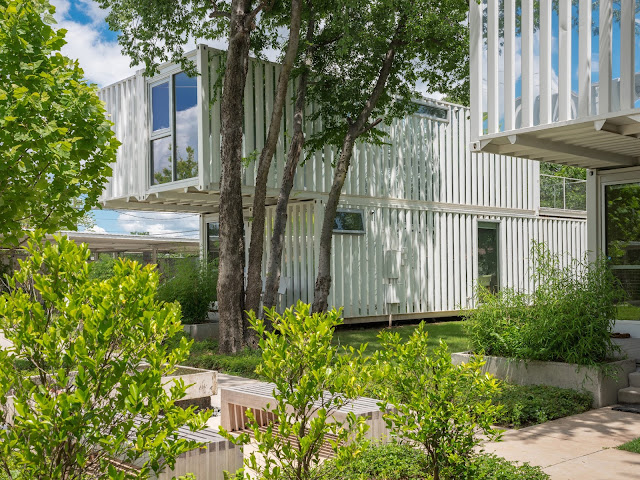 Award-Winning Shipping Container Homes, Oklahoma City 3
