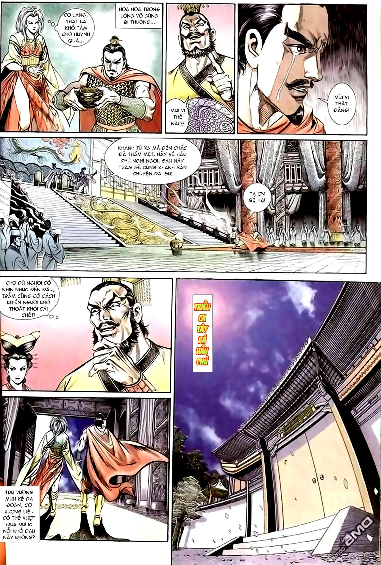 Cơ Phát Khai Chu Bản chapter 150 trang 13