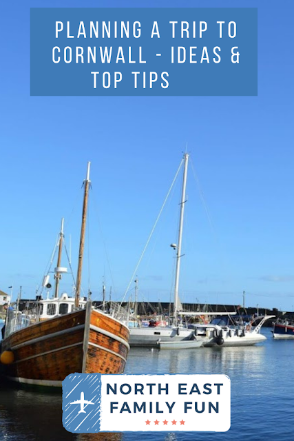 Planning a Trip to Cornwall - Ideas & Top Tips