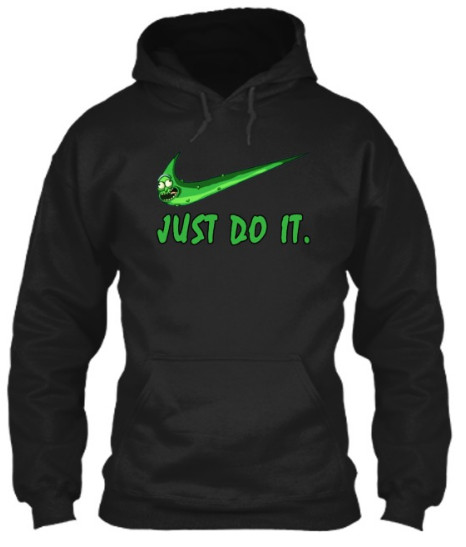 rick and morty nike hoodie, rick and morty nike shirt, rick and morty nikes just rick it, rick and morty nike sweatshirt, rick and morty nike slides