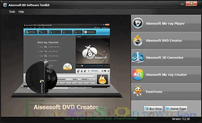 Aiseesoft BD Software Toolkit 7.2.52 Full Version