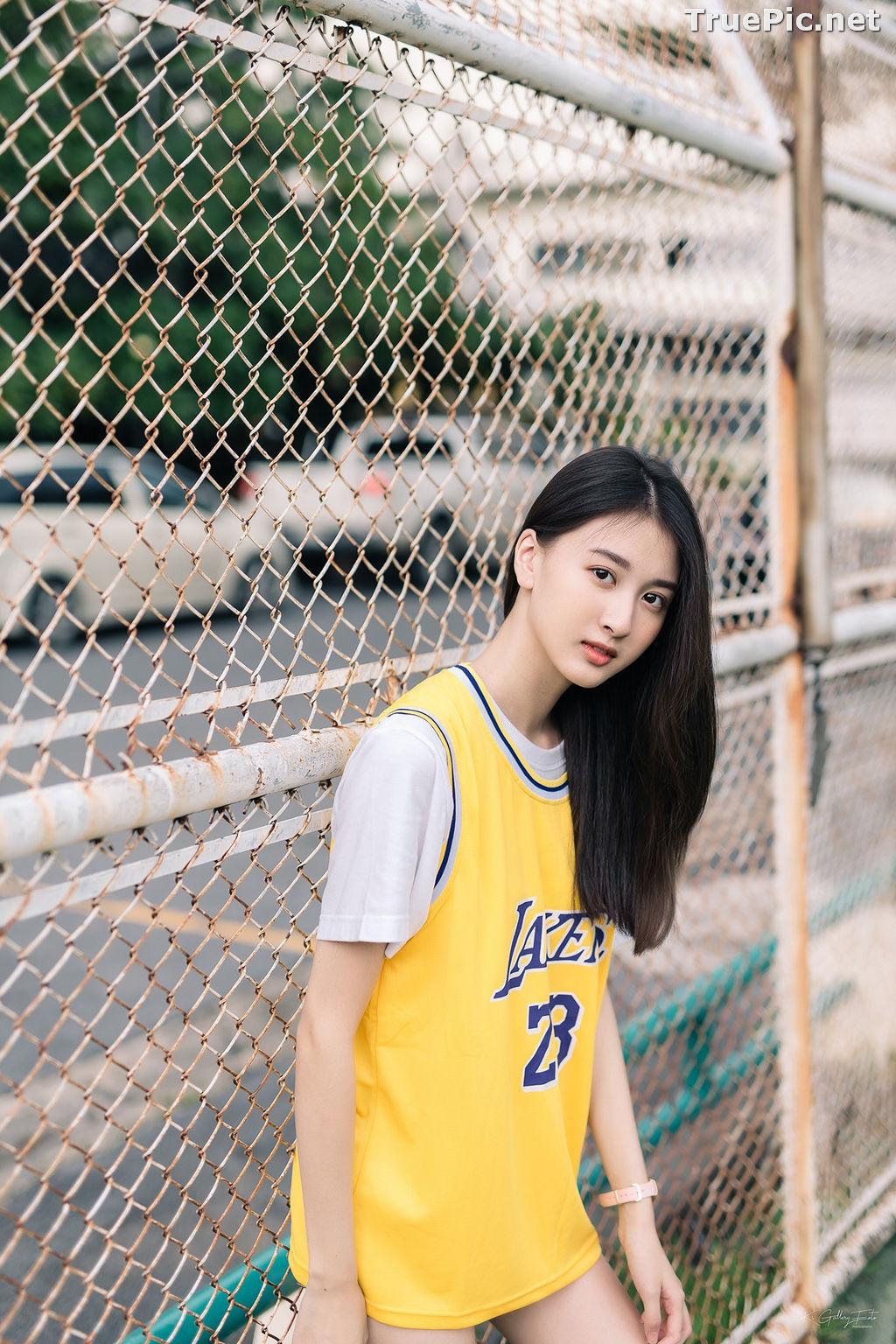 Image Thailand Beautiful Girl - View Benyapa - Long Hair Sport Girl - TruePic.net - Picture-7