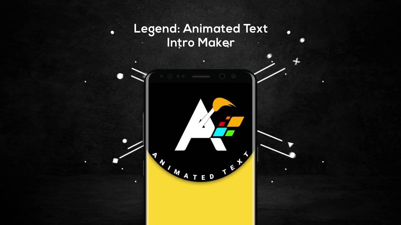 Legend Intro Maker