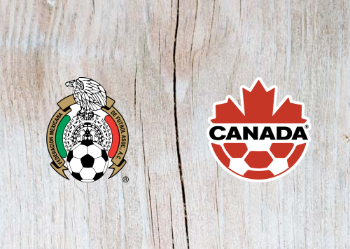 Mexico vs Canada -Highlights 20 June 2019