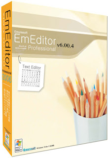 EmEditor Professional v12.0.3 Patch Free Download(Mediafire)