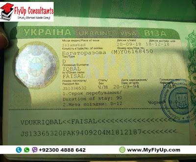 Study in Ukraine for Pakistani Students | Ukraine Student