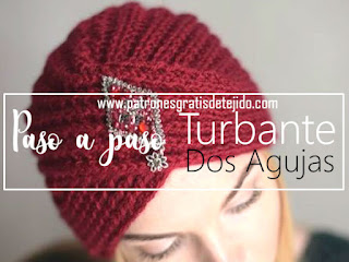 tutorial-gorro-dos-agujas-turbante