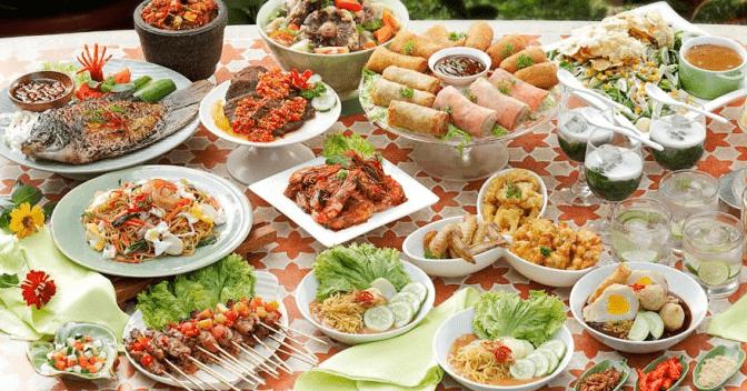 makanan khas indonesia paling populer