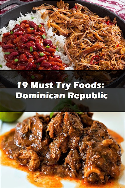 19 Must Try Foods: Dominican Republic