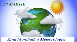 23 martie: Ziua Mondială a Meteorologiei