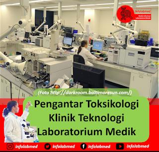 Pengantar Toksikologi Klinik Teknologi Laboratorium Medik