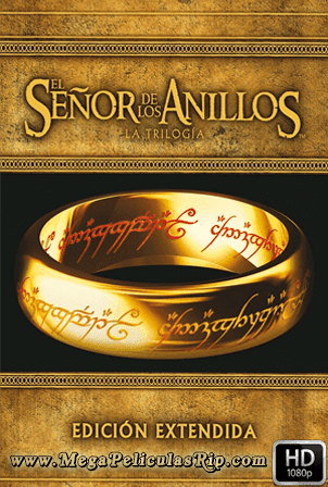 Trilogia El Señor De Los Anillos Extended Cut [1080p] [Latino-Ingles] [MEGA]