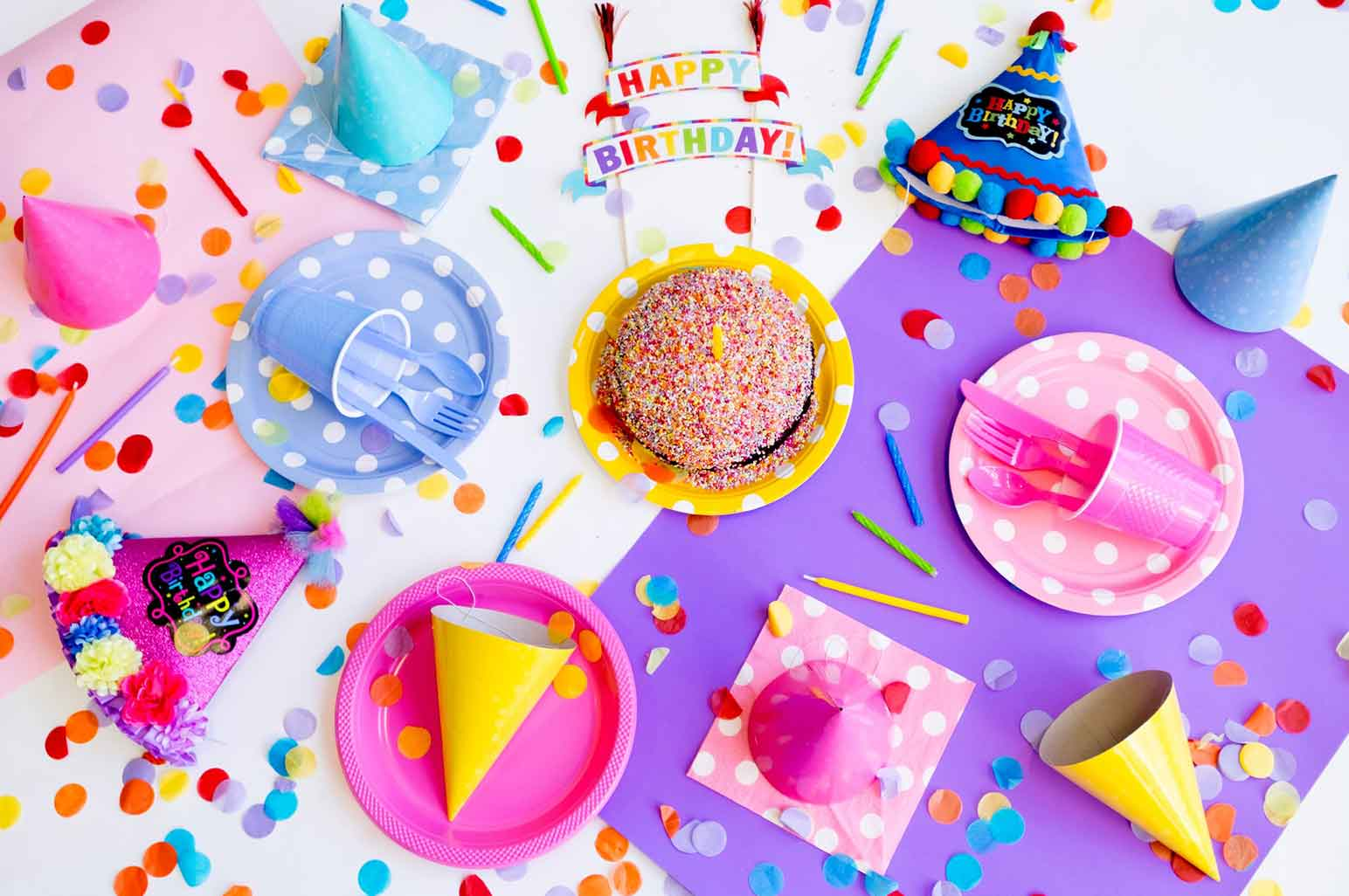 All You Need to Know About Organizing a Kid's Birthday Party