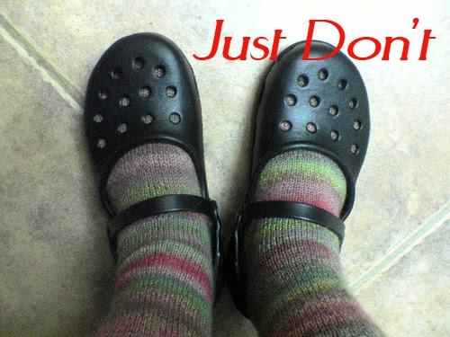 Trinkets Amp Knick Knacks Just Don T Crocs N Socks