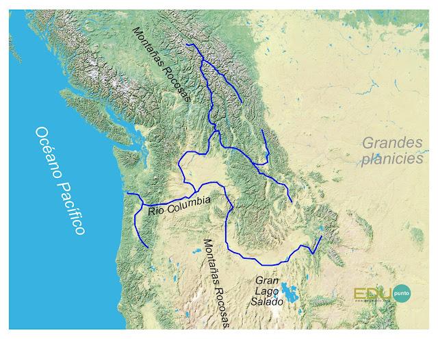 afia, america del norte, norteamerica, rio, cuenca, AMERICA, Columbia