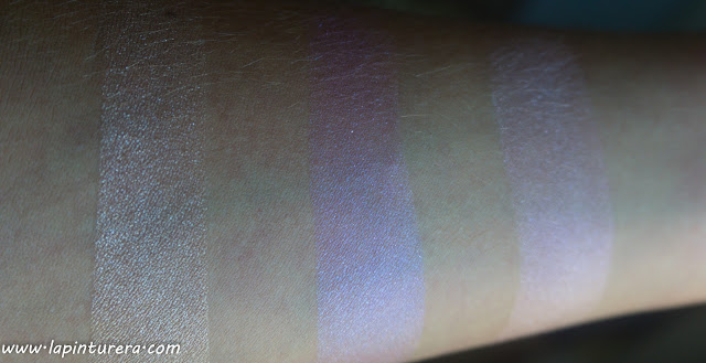 paleta swatches