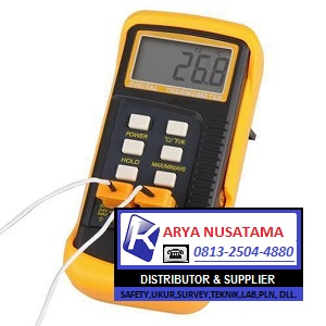 Jual P7 universal thermometer 2channel  di Bandung