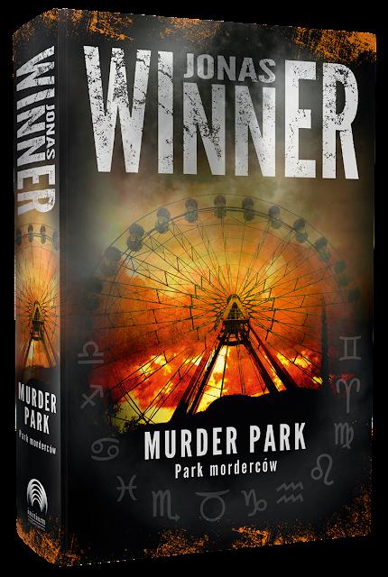 Murder Park Jonas Winner - Nowość od wydawnictwa INITIUM już niebawem w księgarniach!