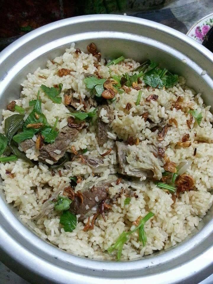 Resepi Nasi Daging Dan Air Asam Utara
