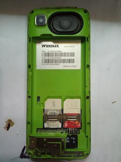 Winmax WX22 mt6261 flash file 100% Tested