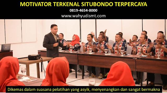 •             MOTIVATOR DI SITUBONDO  •             JASA MOTIVATOR SITUBONDO  •             MOTIVATOR SITUBONDO TERBAIK  •             MOTIVATOR PENDIDIKAN  SITUBONDO  •             TRAINING MOTIVASI KARYAWAN SITUBONDO  •             PEMBICARA SEMINAR SITUBONDO  •             CAPACITY BUILDING SITUBONDO DAN TEAM BUILDING SITUBONDO  •             PELATIHAN/TRAINING SDM SITUBONDO