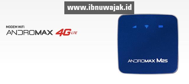 Mifi 4G Smartfren Andromax M2S