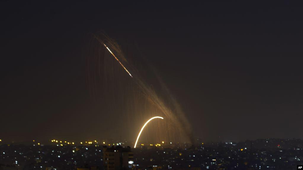 Target - Iran: Israel hit Syria