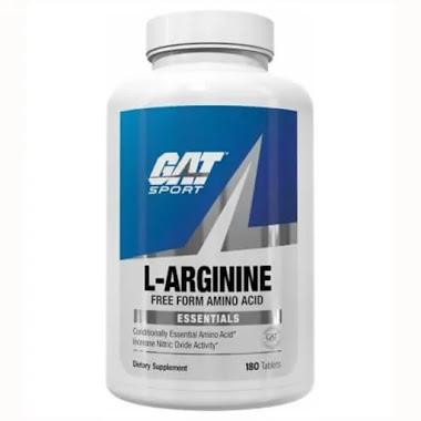 GAT L-Arginine, 180 tablet(s)