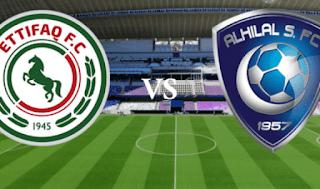 موعد مباراة الهلال والاتفاق في الدوري السعودي 2022 والقنوات الناقلة
