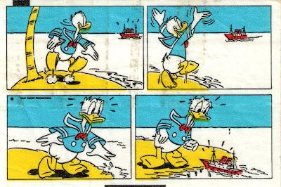 вкладыш Donald - 050