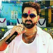 Pawan Singh Bhojpuri film famous singer, actor, television presenter and politician