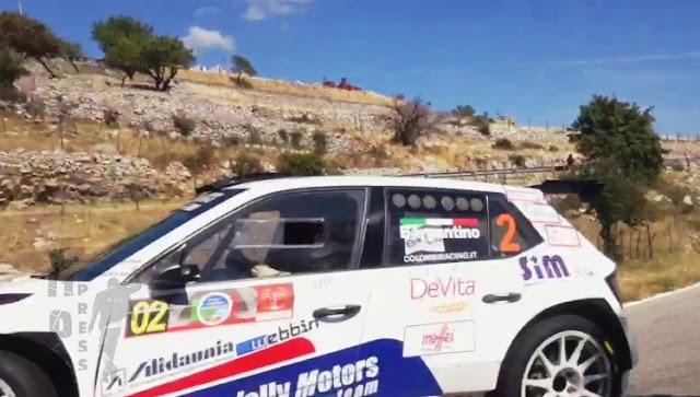 ULTIM'ORA. [VIDEO] Rally Porta del Gargano, Bergantino sul podio più alto alla 9^ edizione