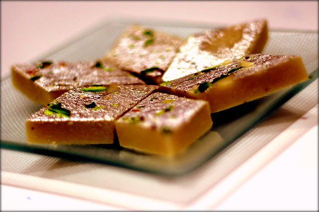 Kaju Katli Recipe with Wonderfulls Chunkies