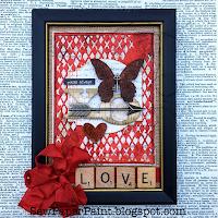 http://sewpaperpaint.blogspot.com/2017/01/tim-holtz-mixed-media-framed-valentine.html