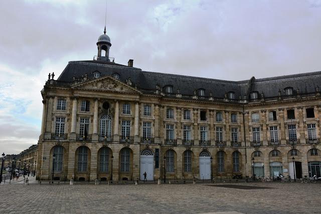 Place de la Bourse Bordeaux