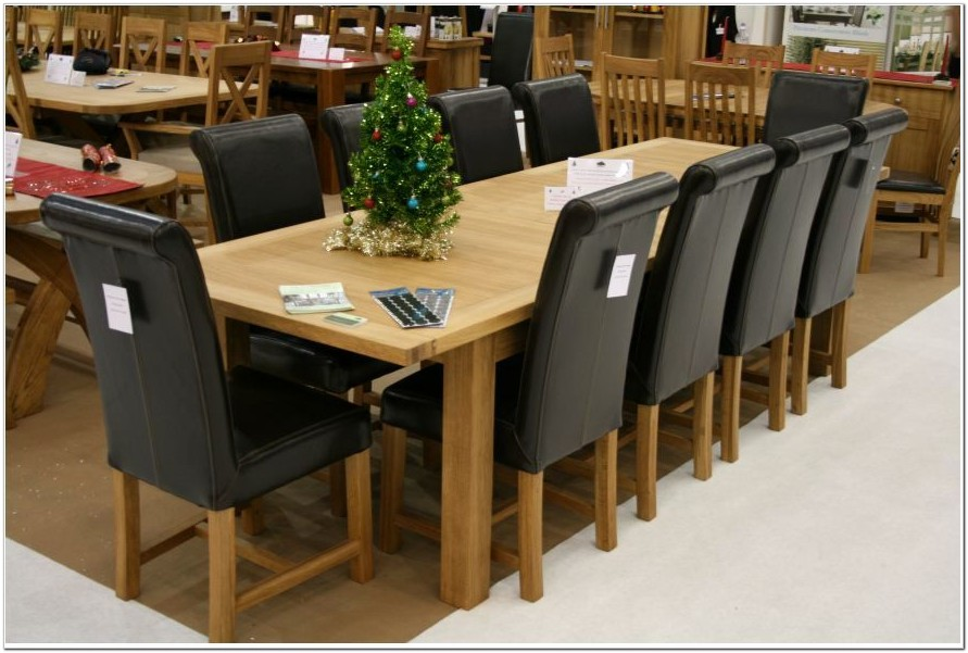 10 Seater Dining Table Philippines