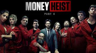 MOVIE: Money Heist 4 - (Episode 1 to 8)