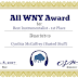 ALL WNY MUSIC AWARD: Best Instrumentalist - Cynthia McCaffrey (Busted Stuff)