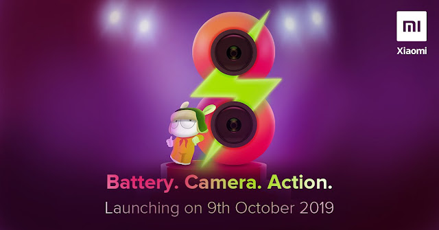 Redmi 8 with dual rear camera launching on October 9 in India